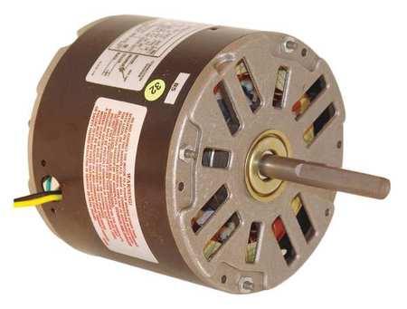 Mtr, PSC, 1/4 HP, 1625 RPM, 208-230V, 48Y, OAO