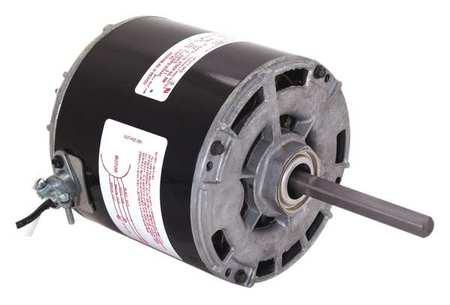 Mtr, Sh Pole, 1/8 HP, 1550 RPM, 230V, 42Y, OAO