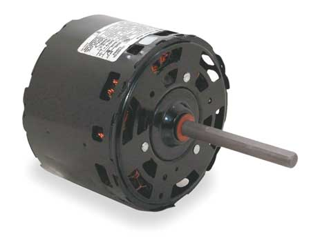 Condenser Fan Motor, 1/4 HP, 1075 rpm, 60Hz