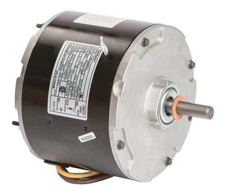 Mtr, PSC, 1/5 HP, 825 RPM, 208-230V, 48Y, TENV