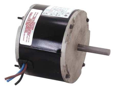Mtr, PSC, 1/6 HP, 825 RPM, 208-230V, 48Y, TENV