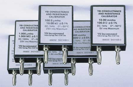 Conductivity Resistors Set