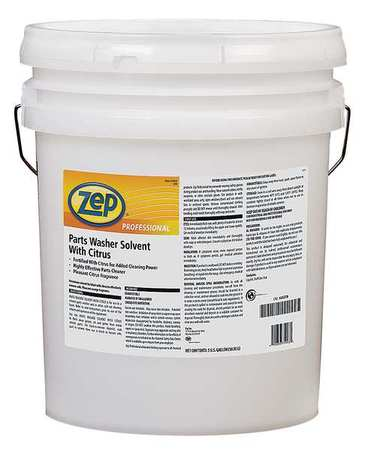 Cleaning Solv, Petroleum/D-Limonene, 5 Gal
