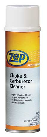Choke and Carb Cleaner, 20 Oz, Aerosol Can