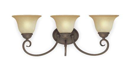 Light Fixture, Ebony Bronze, Alabaster