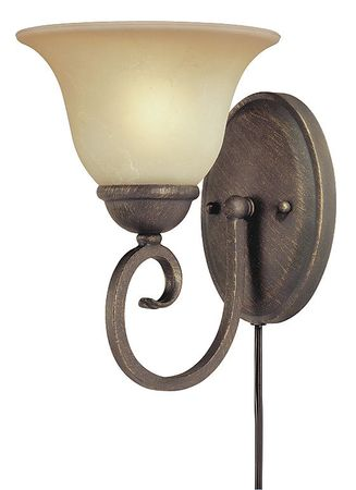 Light Fixture, Steel, Alabaster Glass, 100