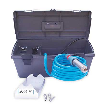 Thermoplastic Weld Kit, Ambient to 1600 F