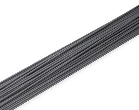 Welding Rod, CPVC, 5/32 In, Gray, PK22
