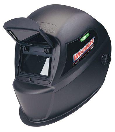 Passive Welding Helmet, 10, Black
