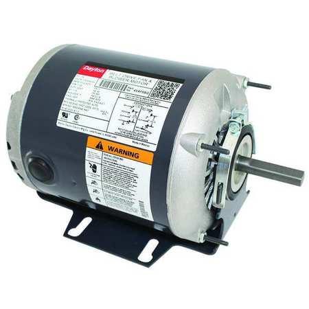 Motor, Sp Ph, 1/4 HP, 1725, 115/208-230V, 48Y