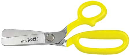 Industrial, Industrial Shears, 9-3/4 In. L