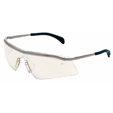 Condor Indoor/Outdoor Safety Glasses,  Scratch-Resistant,  Wraparound