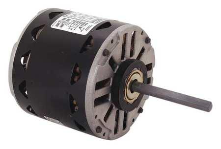 Motor, PSC, 1/5 HP, 1075 RPM, 115V, 48Y, OAO