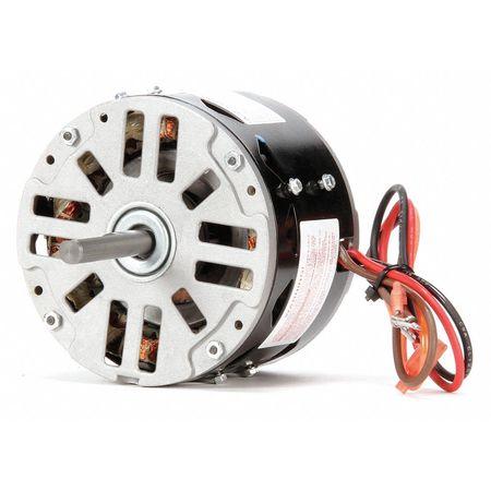 Mtr, PSC, 1/8 HP, 825 RPM, 208-230V, 48Y, OAO