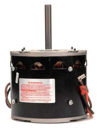 Mtr, PSC, 1/2 HP, 825 RPM, 208-230V, 48Y, OAO