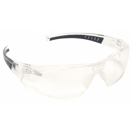 Condor Clear Safety Glasses,  Anti-Fog,  Wraparound