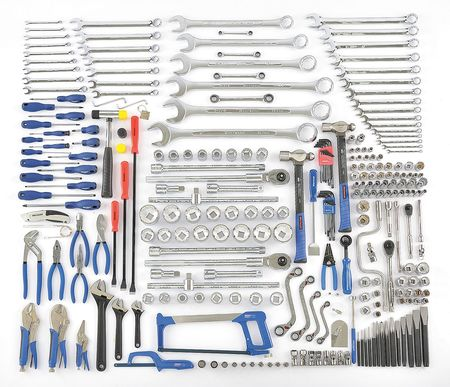 Fleet Maintenance Tool Set, 275 Pc