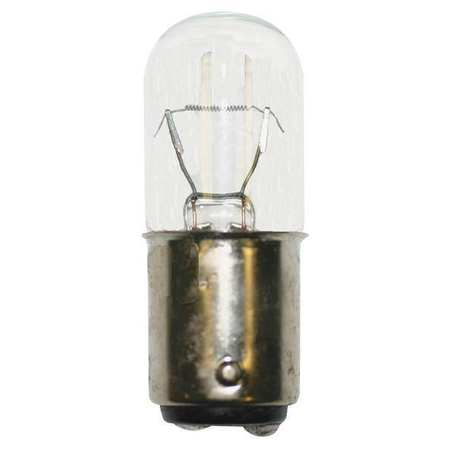 LUMAPRO 5W,  T6 Miniature Incandescent Light Bulb