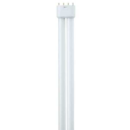 GE LIGHTING 40W,  T5 PL Plug-In Fluorescent Light Bulb,  Min. Qty 36