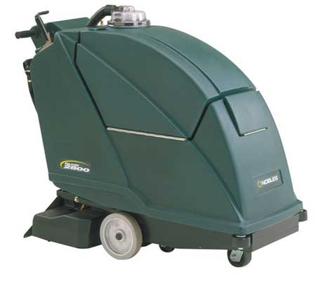 Walk Behind Carpet Extractor, 28 gal, Bat