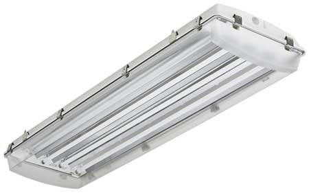 Wet Location Fixture, T8, 128W, 120-277V