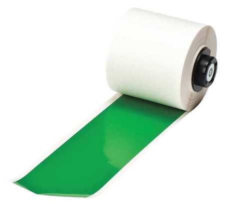 Tape, Green, 50 ft. L, 2 In. W