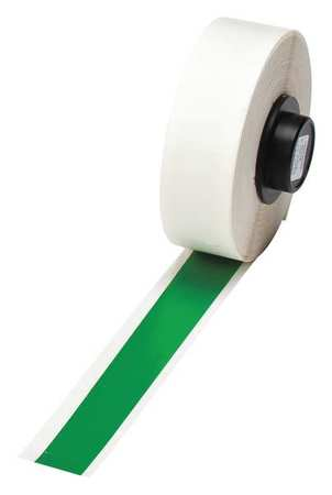 Tape, Green, 50 ft. L, 1/2 In. W
