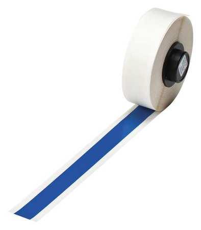Tape, Blue, 1/2 In. W, 50 ft. L