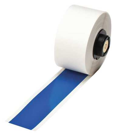 Tape, Blue, 50 ft. L, 1 In. W