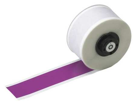 Tape, Purple, 50 ft. L, 1 In. W