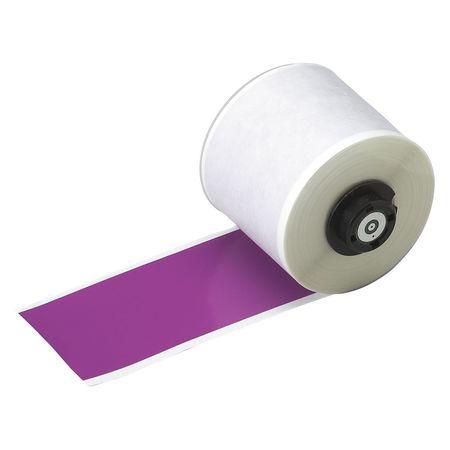 Tape, Purple, 50 ft. L, 2 In. W
