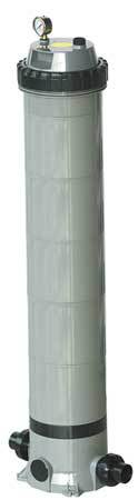 Pool/Spa Filter, Cartridge, 45 7/8 Hi
