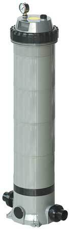 Pool/Spa Filter, Cartridge, 38 3/4 Hi
