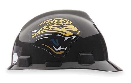 NFL Hard Hat, JacksonvilleJaguars, Blk/Bwn