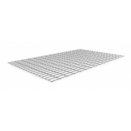Decking, Galv Wire, 60in, 36in, 500 lb. Cap