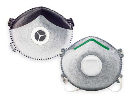 N95,  N99,  P95,  and P100 Disposable Particulate Respirators