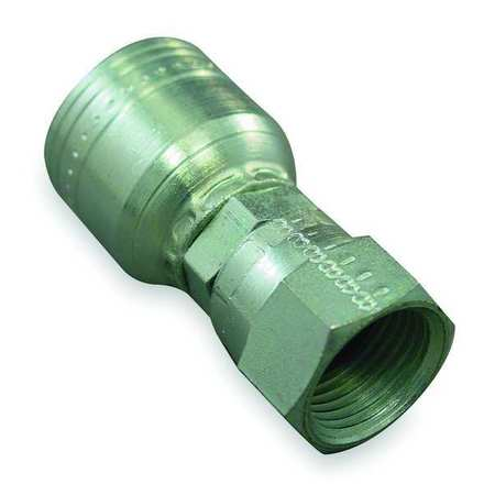 Fitting, Straight, 3/4 Hose, 1 5/16-12 JIC
