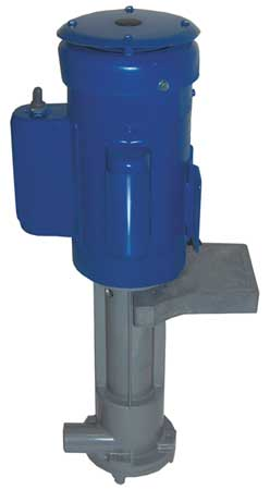 Pump,  Vertical,  1/4HP,  230/460V