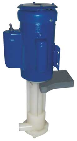 Pump,  Vertical,  1/4 HP,  230V