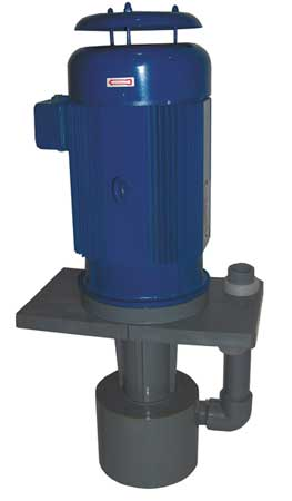 Pump,  Vertical,  7 1/2 HP,  230/460V