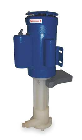 Pump,  Vertical,  1/6 HP,  115V
