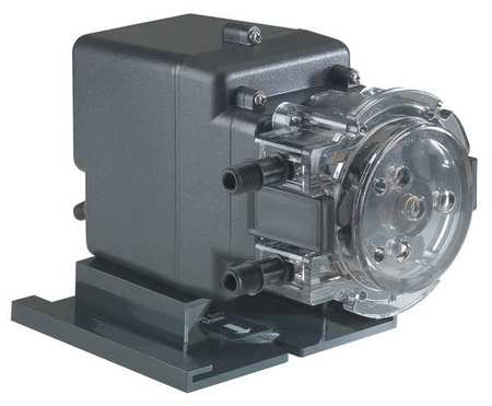 Metering Pump, Fixed Rate, 10 GPD,  100 PSI