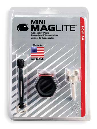 AA Mini Mag Accessory Pack, F/M2A756K