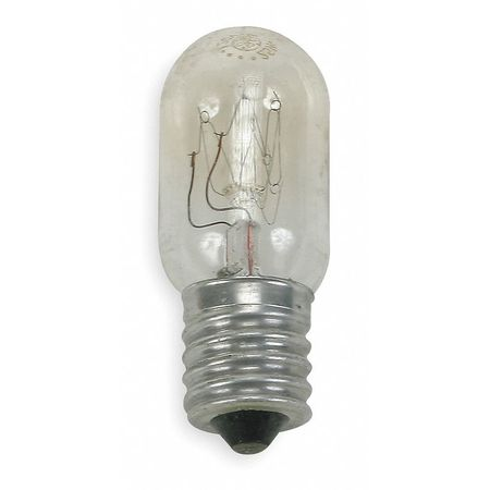 GE LIGHTING 25W,  T8 Incandescent Light Bulb