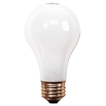 GE LIGHTING 53/60W,  A19 Incandescent Light Bulb
