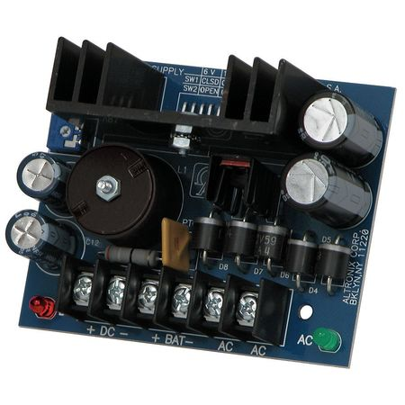Power Supply 6/12/24VDC @ 4A