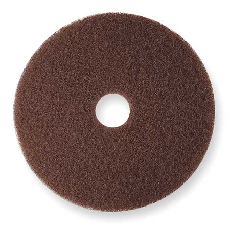 Stripping Pad, 15 In, Brown, PK5