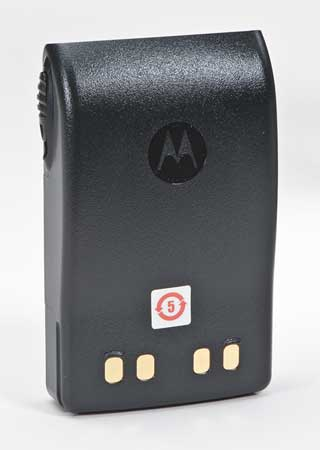 Battery Pack, Li-Ion, 7.5V, For Motorola