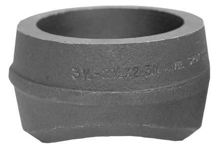 Pipe Saddle, Socket Weld, 2 In