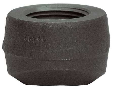 Pipe Saddle, Threaded Pipe, 1 In